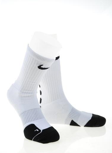 Nike Spor Çorap Beyaz